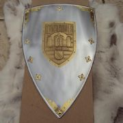 "The Official Marto ""HIGHLANDER"" Macleod Shield with Brass Inlay"
